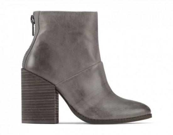 Stivaletti grigi Aldo scarpe autunno inverno 2015
