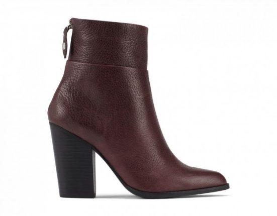 Stivaletti marroni Aldo scarpe autunno inverno 2015