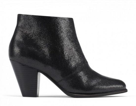 Stivaletti neri Aldo scarpe autunno inverno 2015