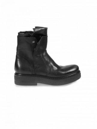 Stivaletti neri Janet & Janet scarpe autunno inverno 2015