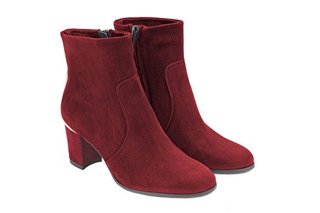 Stivaletti scamosciati Tosca Blu scarpe autunno inverno 2015