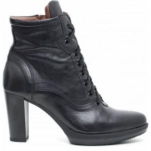 Stivaletti stringati Nero Giardini scarpe autunno inverno 2015