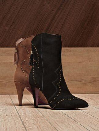 Stivaletti tacco a spillo scarpe Liu Jo autunno inverno 2013 2014