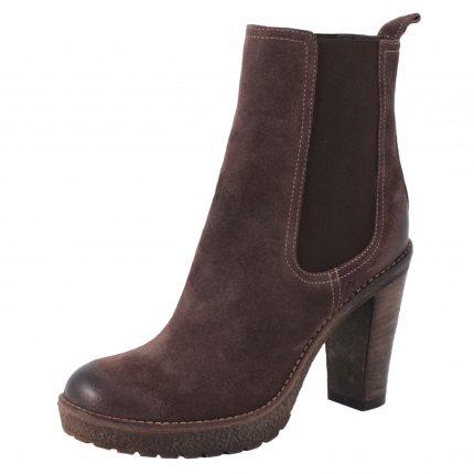Stivaletto camoscio Cinti scarpe autunno inverno 2015