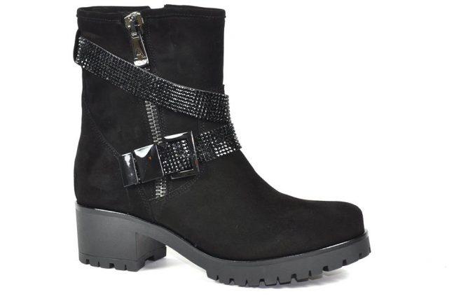 Stivaletto con borchie Albano scarpe autunno inverno 2015