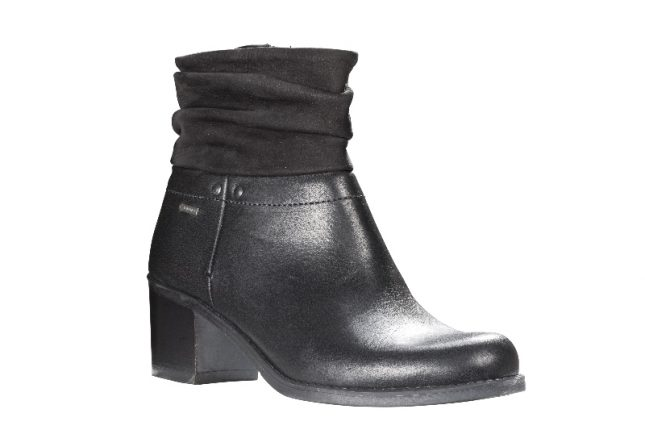 Stivaletto con tacco largo Melluso scarpe autunno inverno 2014 2015