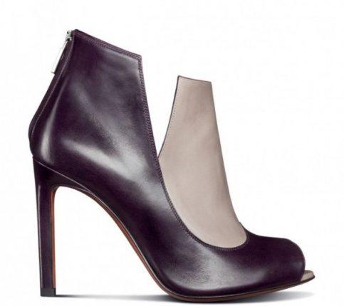 Stivaletto scarpe Santoni autunno inverno 2013 2014
