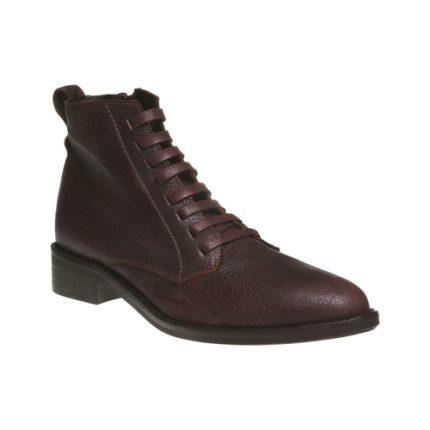 Stivaletto stringato Bata scarpe autunno inverno 2015