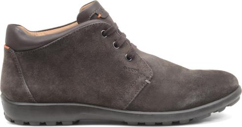 Stivaletto stringato Geox scarpe autunno inverno