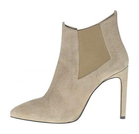 Stivaletto tacco alto Fornarina scarpe autunno inverno 2015