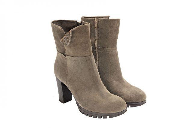 Stivaletto tacco Tosca Blu scarpe autunno inverno 2015