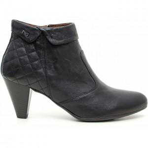 Stivaletto trapuntato Nero Giardini scarpe autunno inverno 2015