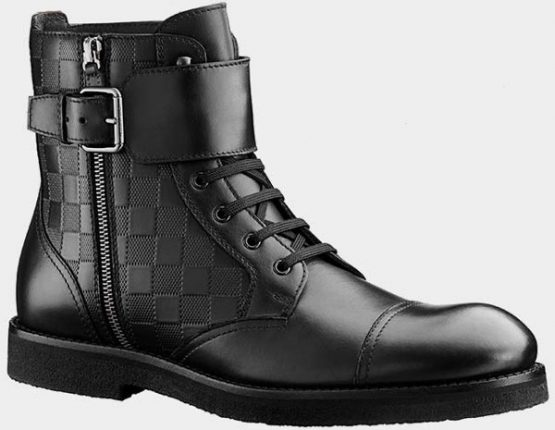 Stivaletto uomo Louis Vuitton autunno inverno 2013 2014