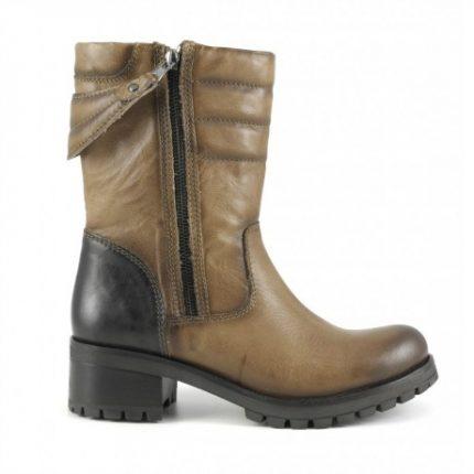 Stivaletto zip Cafè Noir scarpe autunno inverno 2015