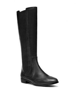 Stivali alla cavallerizza Zara scarpe autunno inverno 2015