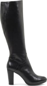 Stivali alti con tacco Geox scarpe autunno inverno