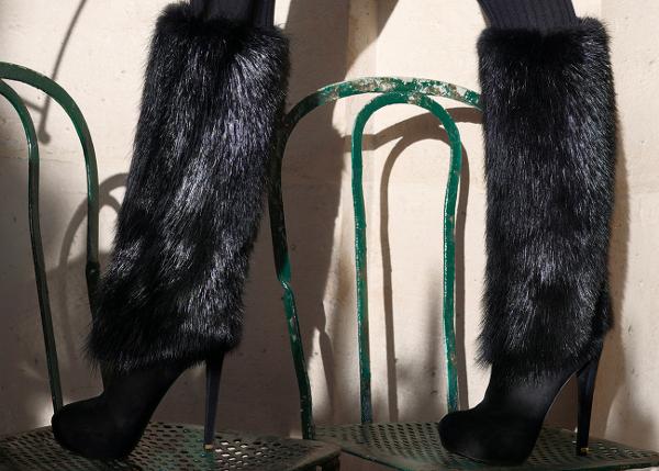 Stivali alti Louis Vuitton inverno 2013 2014