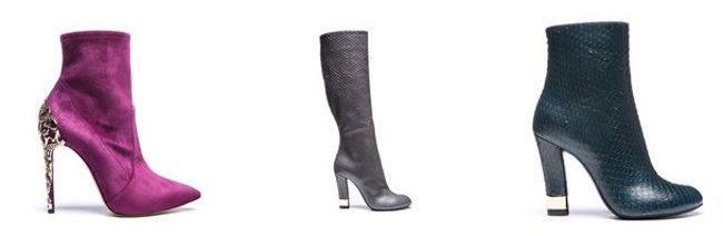 Stivali Casadei scarpe autunno inverno 2015