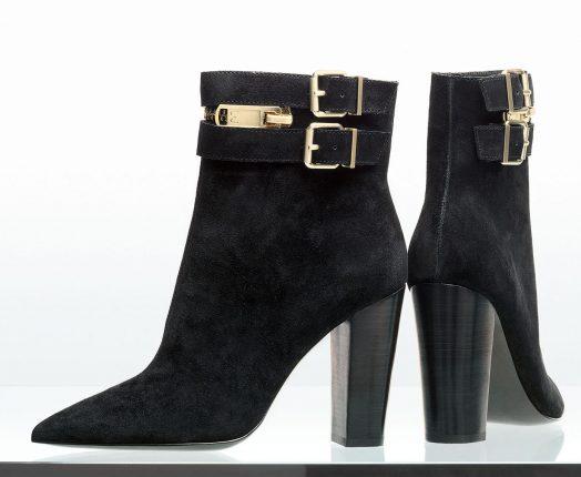 Stivali con fibie Liu Jo scarpe autunno inverno 2015