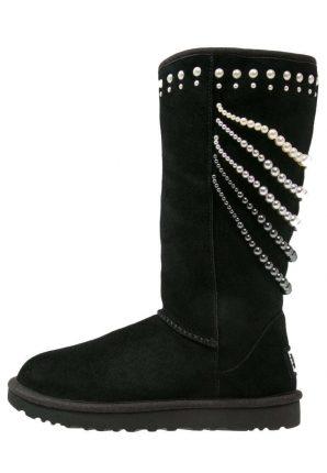 Stivali con perle Ugg inverno 2017