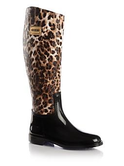 Stivali pioggia Guess scarpe autunno inverno 2015