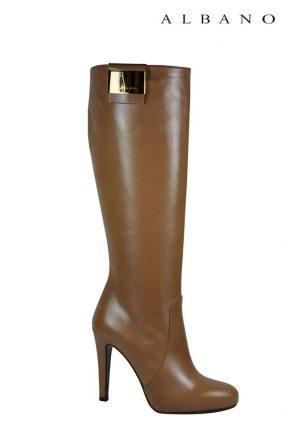 Stivali tacco alto Albano scarpe autunno inverno 2015