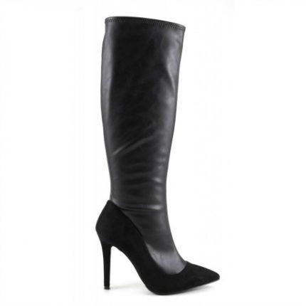 Stivali tacco alto Cafè Noir scarpe autunno inverno 2015