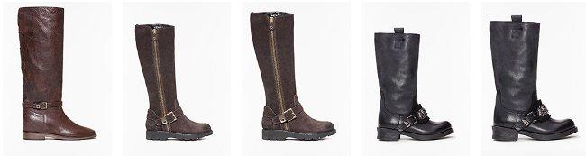 Stivali Twin Set scarpe autunno inverno 2015