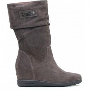 Stivali zeppa interna Nero Giardini scarpe autunno inverno 2015