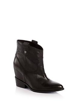 Stivasletto in pelle Guess scarpe autunno inverno 2015
