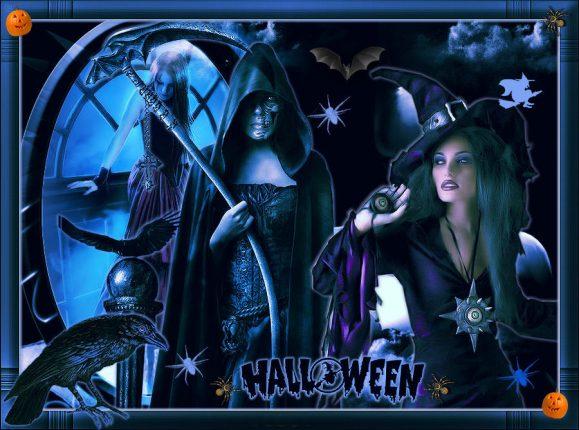 Streghe Halloween