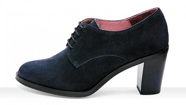 Stringate con tacco Frau scarpe autunno inverno 2014 2015