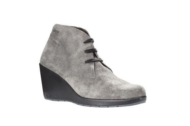 Stringate con zeppa Melluso scarpe autunno inverno 2014 2015