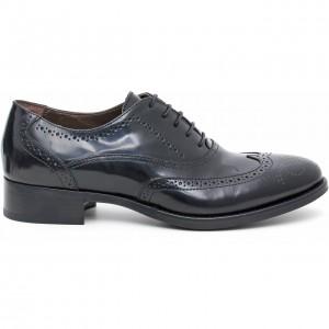 Stringate donna Nero Giardini scarpe autunno inverno 2015