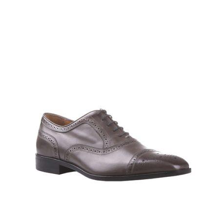 Stringate in pelle stile Oxford Bata scarpe autunno inverno 2015