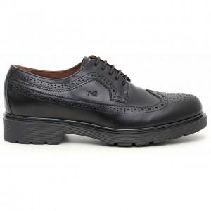 Stringate Nero Giardini scarpe autunno inverno 2015