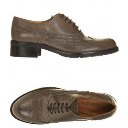 Stringate Viamaestra scarpe autunno inverno 2014 2015