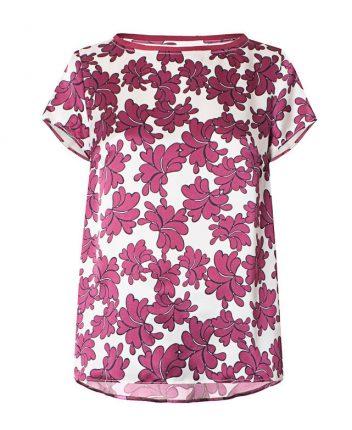 T-shirt stampata Marella autunno inverno 2015