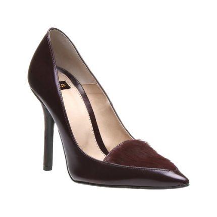 Tacco a spillo in pelle Bata scarpe autunno inverno 2015