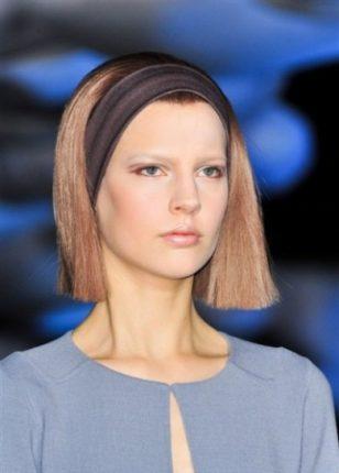 Taglio capelli medio capelli donna 2015