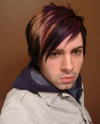 Taglio capelli uomo 2013 emo