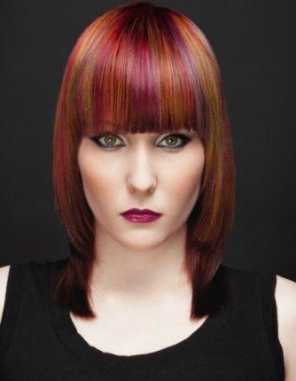 Taglio geometrico capelli donna 2015