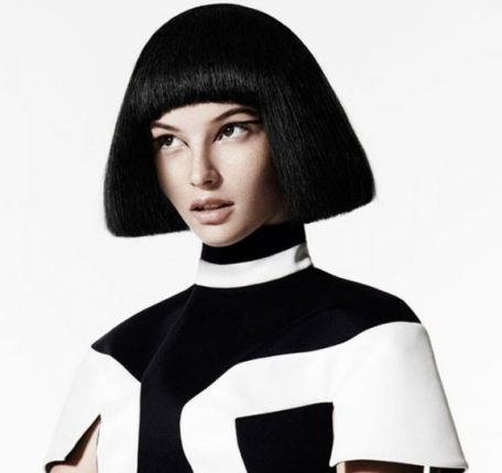 Taglio geometrico carre donna 2015