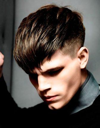 Taglio rasato ai lati Tagli capelli 2015