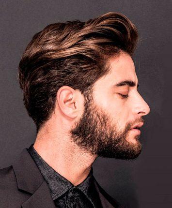 Taglio uomo capelli lunghi Tagli capelli 2015