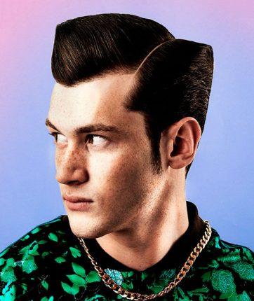 Taglio uomo geometrico Tagli capelli 2015