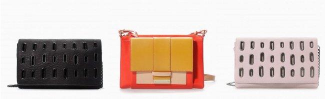Tendenze Zara borse autunno inverno 2015 moda donna