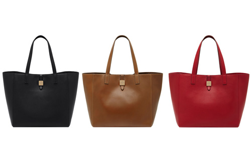 Tessie tote bags Mulberry 2015