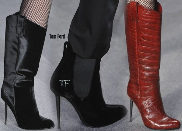 Tom Ford scarpe catalogo autunno inverno 2014 2015