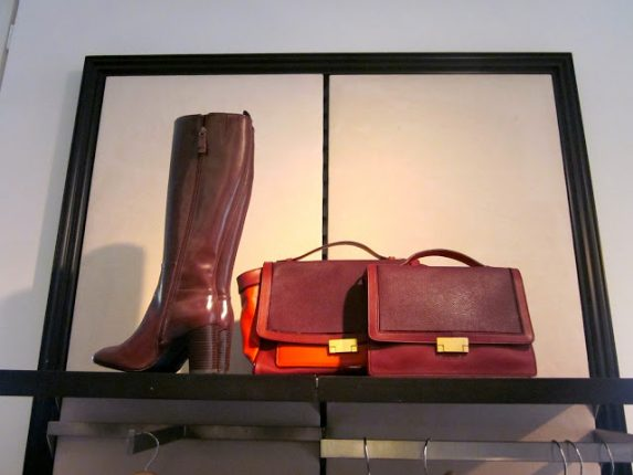 Tommy Hilfiger handbags fall winter 2013 2014